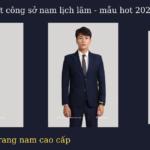 Vest công sở nam đẹp 2021